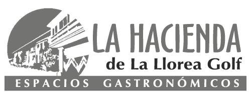 La hacienda logotipo